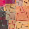 Abstract Contemporary Textile Painting - Art Quilt - Portals #5 ©2012 Lisa Call