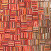 Abstract Contemporary Textile Painting - Art Quilt - Structures #29 ©2004 Lisa Call